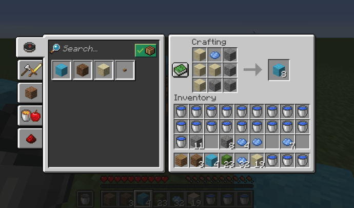 How To Make Concrete In Minecraft
